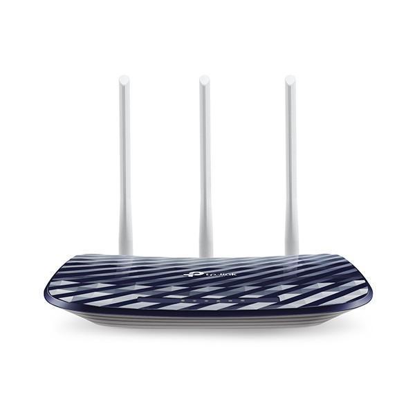 TP-Link Wi-Fi Router двухдиапазонный Archer C20 AC750 3 Антенны 733 Мбит/сек