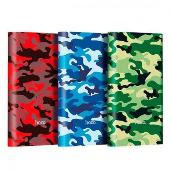 Hoco J9 Camouflage series 10000 mAh