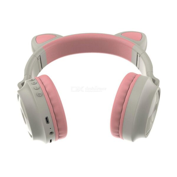 Hoco ZW28 Wireless Headphones Cat Ear